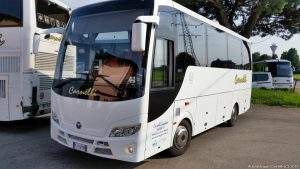 bus per tour organizzati e gite