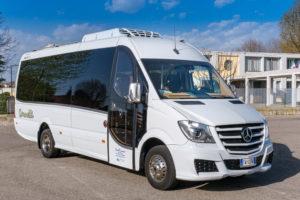 Noleggio Minibus 20 posti per viaggi organizzati