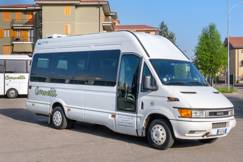 noleggio Minibus da 16 a 19 posti