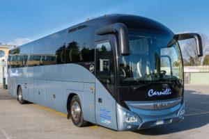 noleggio autobus con conducente 53 - 56 posti